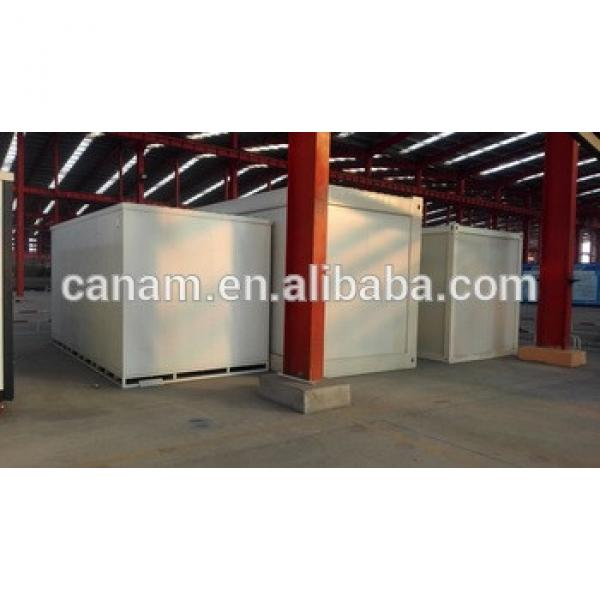 Certificate China new made prefabricated container living house #1 image