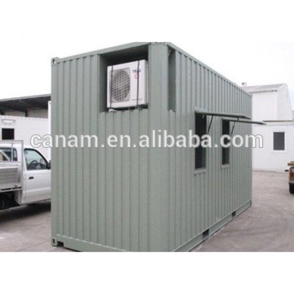 20ft shipping container with air conditioner systems and windows for mining office #1 image