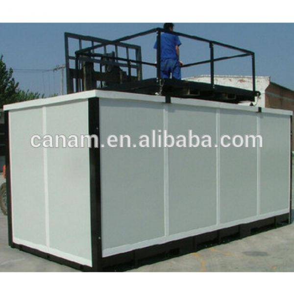 Energy and money saving container living house #1 image