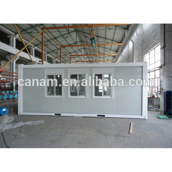 Recycled Storage Modified Shipping Container Housing For Temporary Labor Dorm #1 image