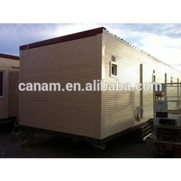 Beautiful new design container living house with plastic steel window #1 image