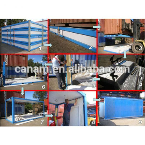 Modular container house, china container house,container home #1 image