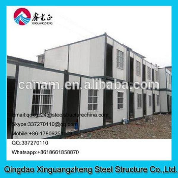 New prebuilt container dormitory camp house #1 image
