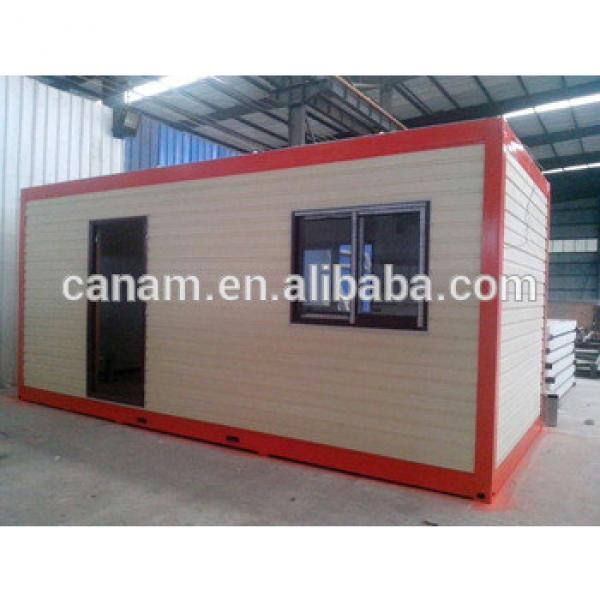 Free Modern Design Prefabricated Container House #1 image