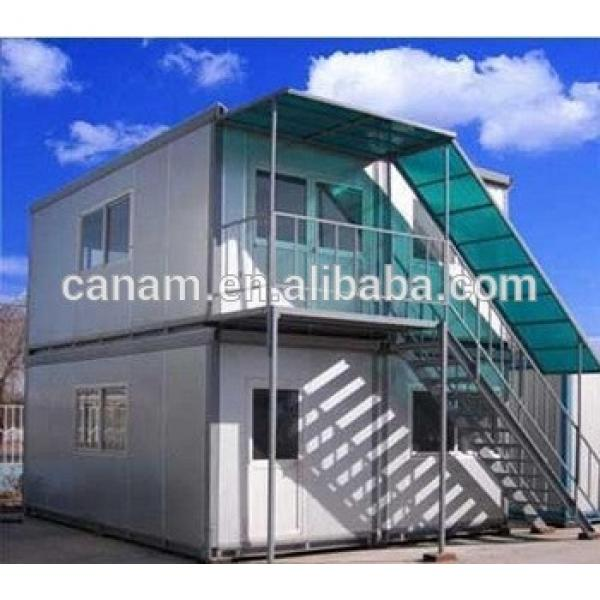 Quick Installation Mobile Office Containers Portable Modular Homes With Steel Structure #1 image