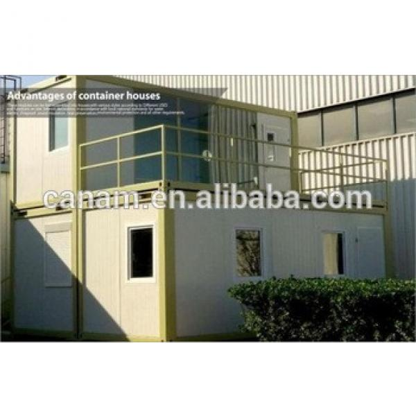 layers prefabricated container house #1 image