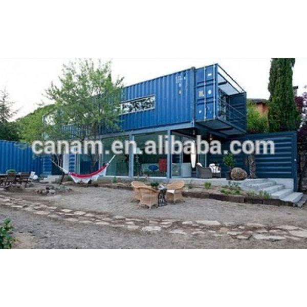 New Design Luxury shipping container house #1 image