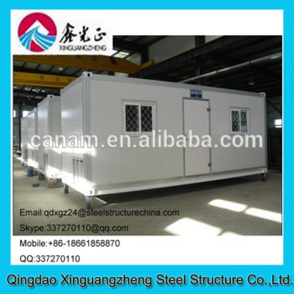 Prefab container villa container house container home movable home #1 image