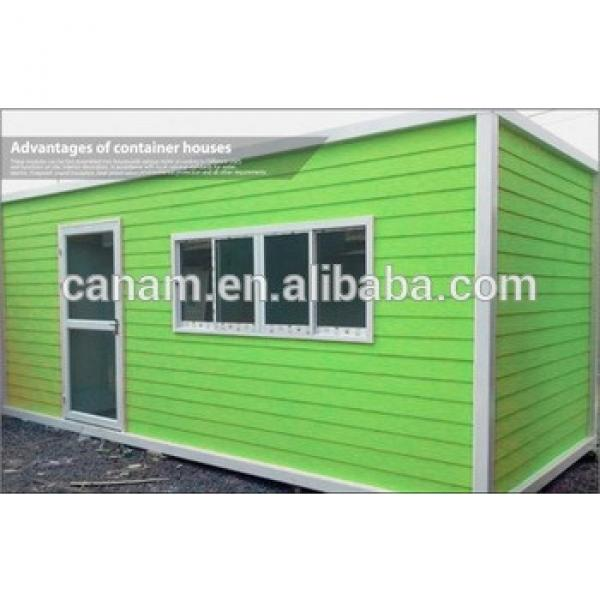 Living Modular Container Homes with slide windows #1 image