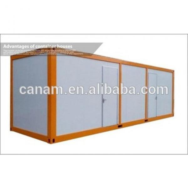 Colorful portable modular flat pack container living house with CE certificate #1 image