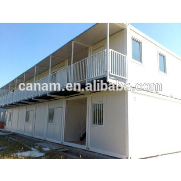 Germany strong and cheap price container house refugee camp #1 image