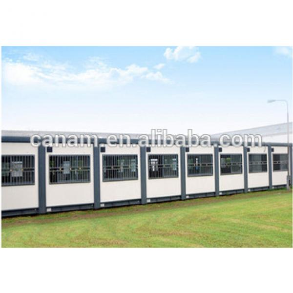 Flat pack waterproof and fireproof container house modular office #1 image