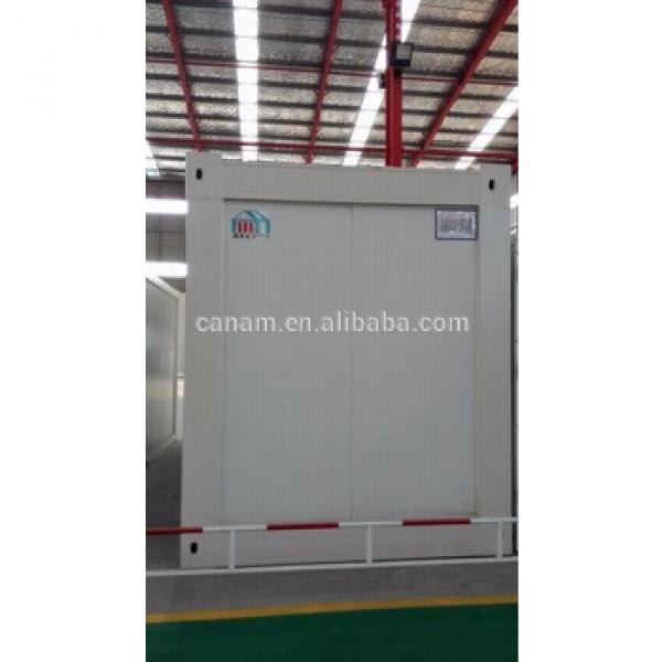 Steel container structure light steel frame container living house #1 image