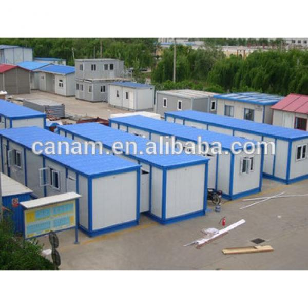 modified steel structure domitory container house #1 image