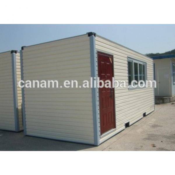 Modern Prefab flatpack container living house #1 image