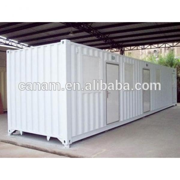 expandable EU standard prefab shipping container house #1 image