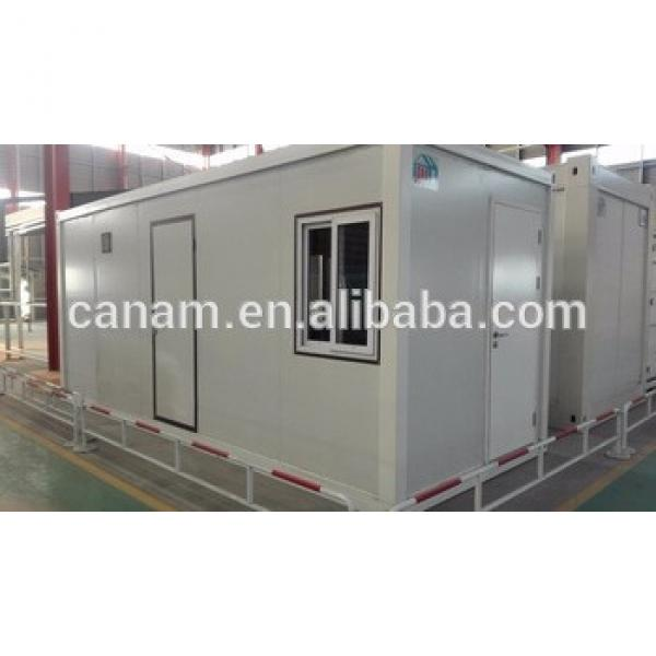 Prefab 20ft' modular container house for sale #1 image