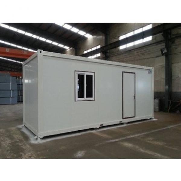 CANAM well-designed prefab 20ft' container house #1 image