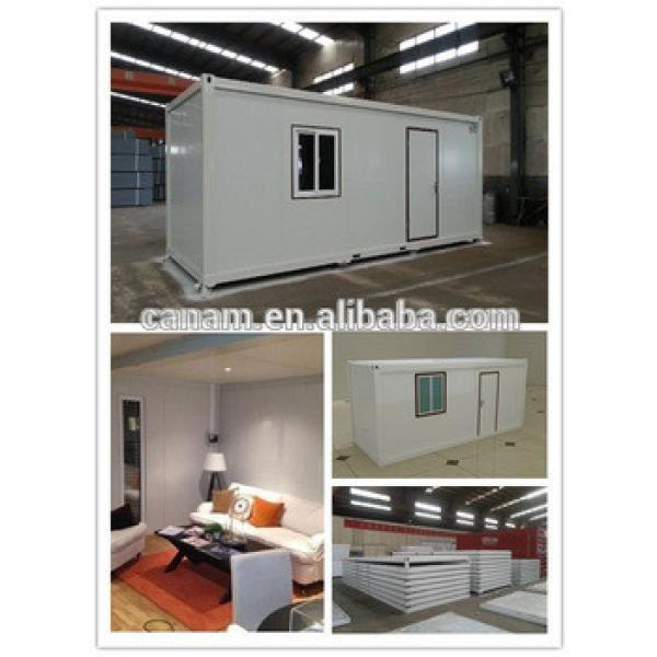 Prefabricated Sandwich Panel Container House Price --- Canam #1 image