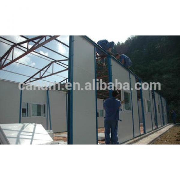 china suppliers popular house designs/one bedroom prefab house #1 image