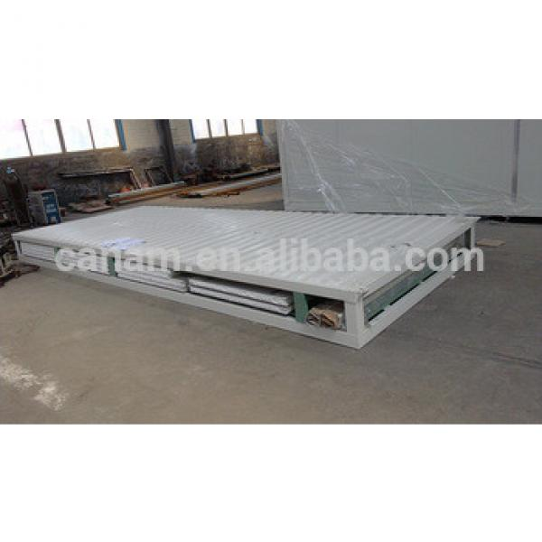 steel frame prefab house/light steel structure container office building for sale #1 image
