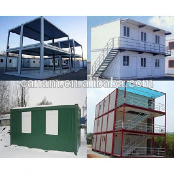 CANAM- two floors container house #1 image