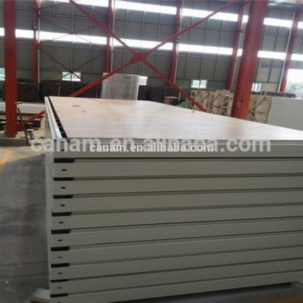 Easy assembled galvanized steel frame econmic ready houses prefabricated #1 image