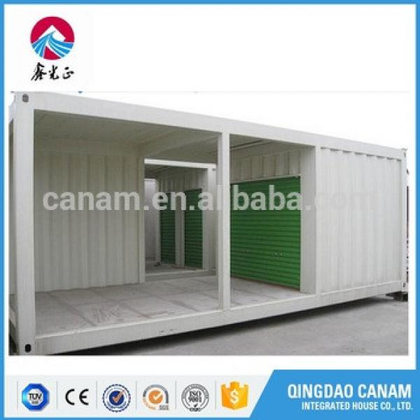 prefabricated light steel frame 40ft container house floor plans #1 image