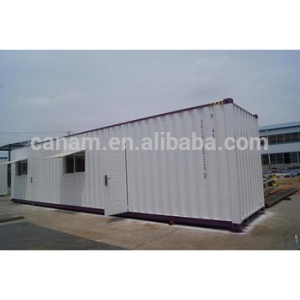 high standard steel structure prefabricated family living house #1 image
