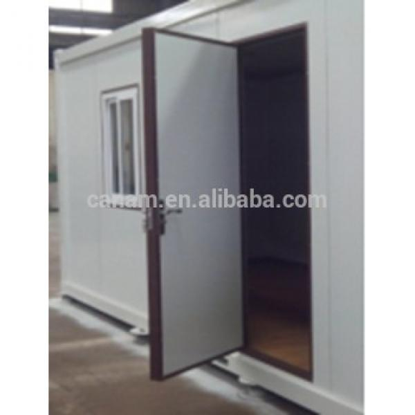 New style Stainless steel outdoor security prefab house #1 image