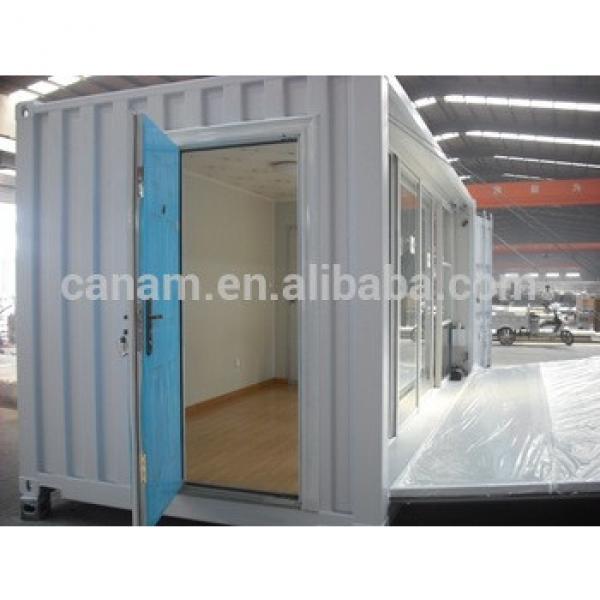 New design good living cheap prefab shipping container house/villa #1 image