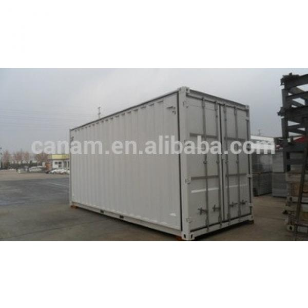 Simple prefab log cabins small house portable cabins container homes price #1 image