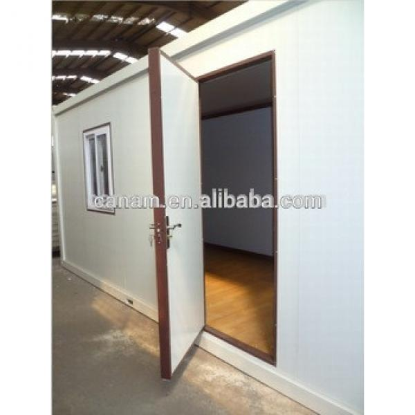Insulated Panel Chip 50m2 prefab house plan #1 image