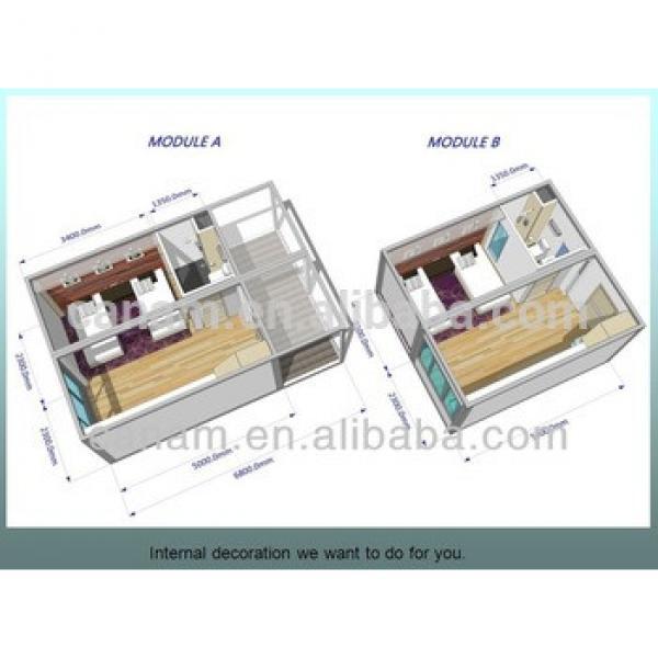 concrete roofing slab machine/prefab house/automatic brick slab #1 image