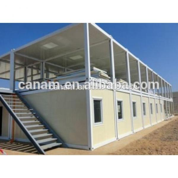 cheap mine camp 40ft container house for workers dormitory #1 image