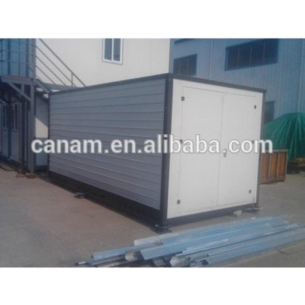 Prefab Flat Pack container House /labor camp/ Container Home #1 image