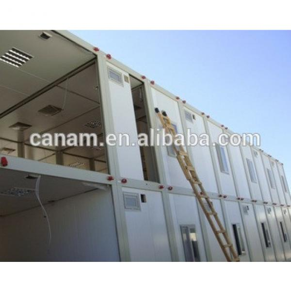 shipping container Camp finished office house with shower room #1 image
