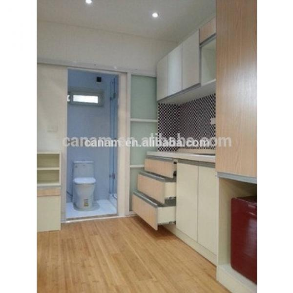 Modular prefab home kit price/low cost 40hq comfortable labor camp in south africa #1 image