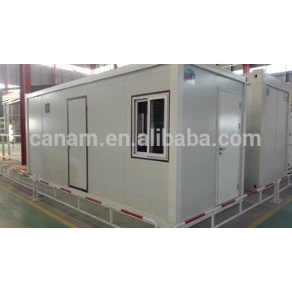 Canam-prefab Eps sandwich panel container house #1 image