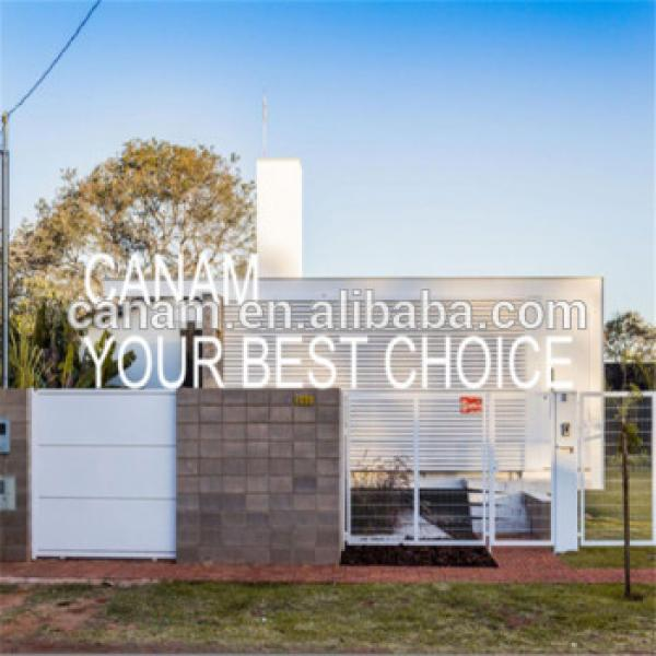 Low Cost Prefabricated Modular container Homes Wooden wall #1 image
