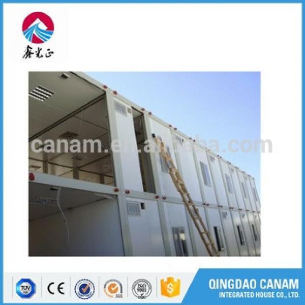 mobile trailer prefab house caravan house #1 image