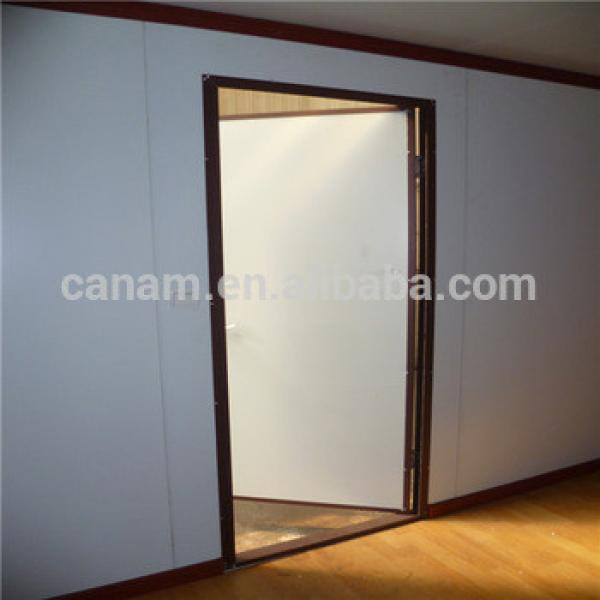 prefabricated container house/living room/toilet/kitchen/office container house #1 image