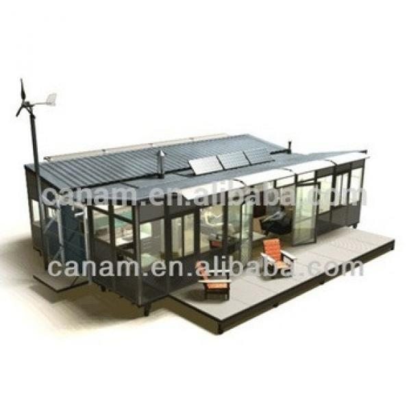 20ft prefab container houses, continer home to rent #1 image