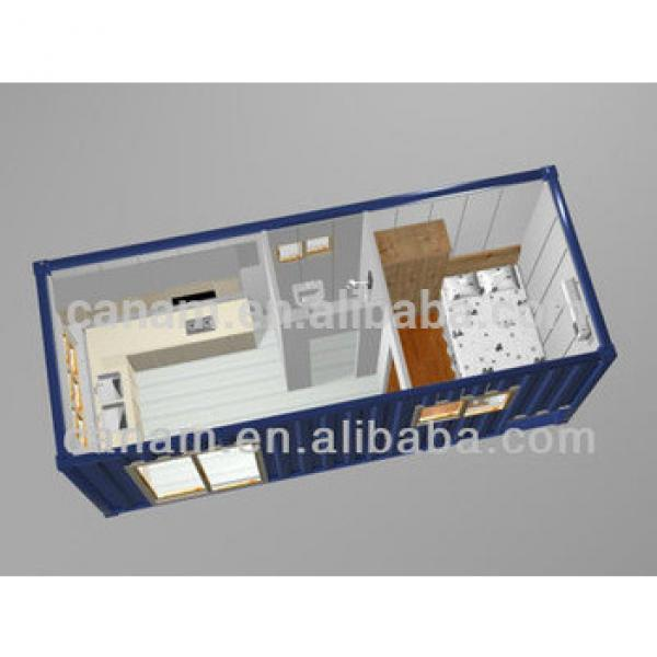 Flatpack Modern Mini Living  fold container home for sale prices #1 image