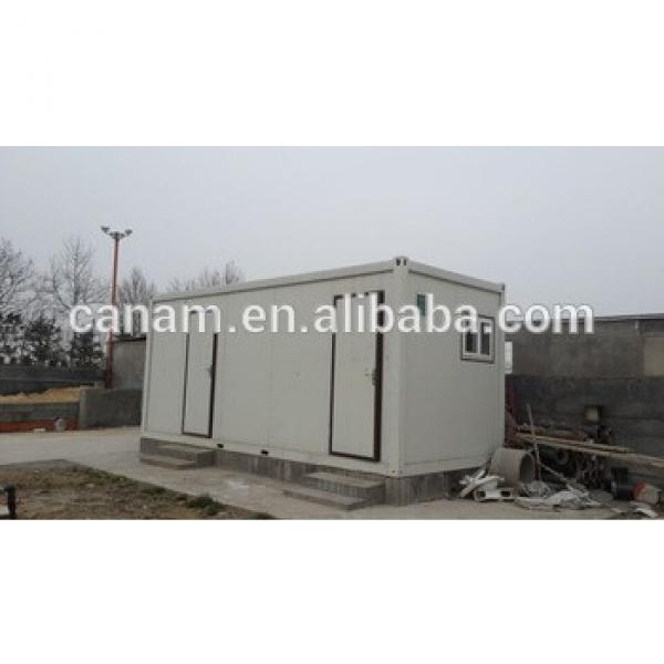 Toilet container house mobile container toilet house #1 image