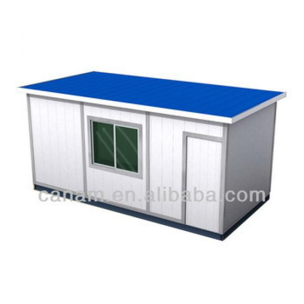 20ft movable shipping container for sale with sandwich panel wall #1 image