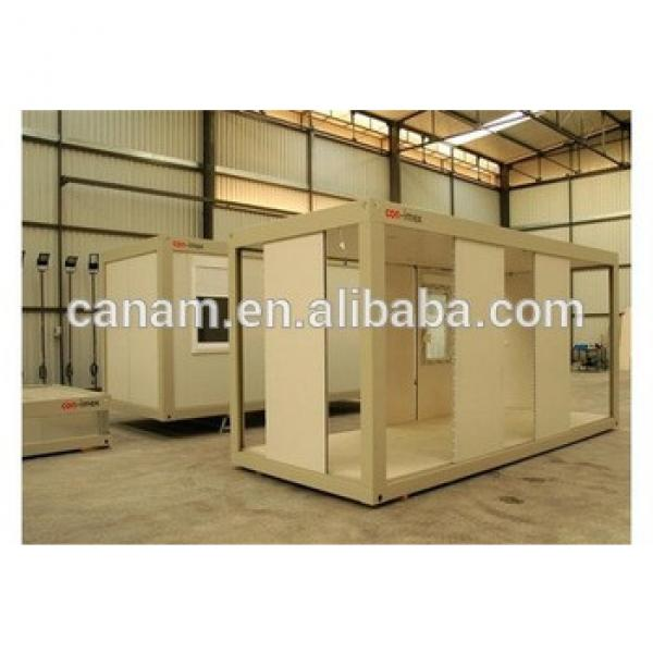 Steel structure container living house #1 image