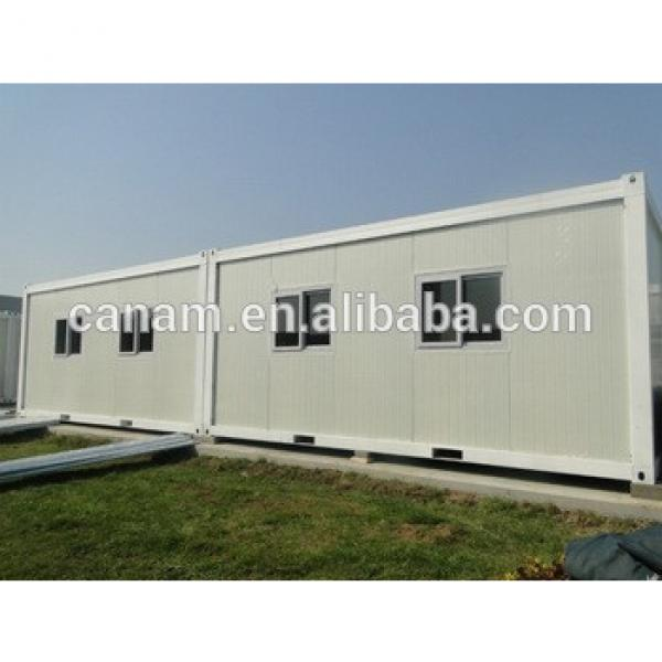 Prefab container living house sandwich panel wall container house #1 image