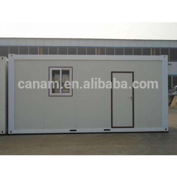 CANAM-low cost 20ft prefabricated warehouse in china contenedores casas #1 image