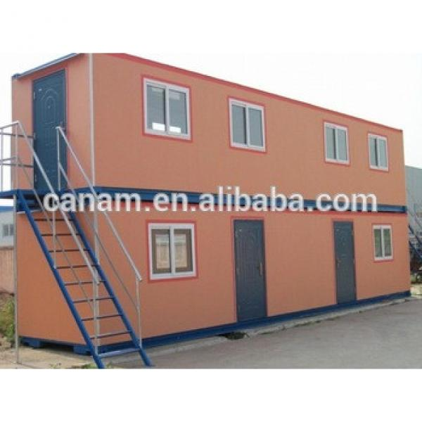 Container prefab house refugee house refugee home #1 image